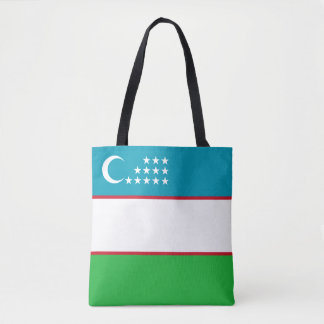 Usbekistan-Flagge