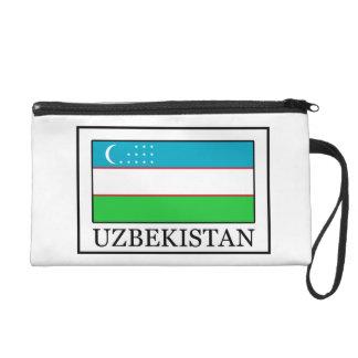 Usbekistanwristlet Wristlet Handtasche