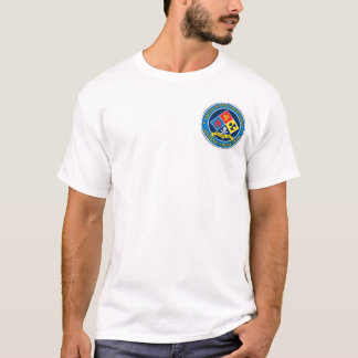 USCG atlantisches Streik-Team T-Shirt