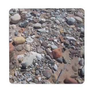 Utah-Kiesel-Puzzlespiel-Untersetzer Puzzle Untersetzer