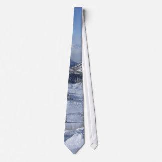 Utah-Skifahren Krawatte