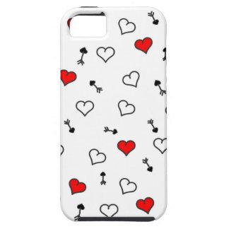 Valentine iPhone 5 Etui