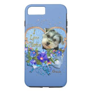 Valentinsgruß Morkie iPhone 7 Plus, stark iPhone 8 Plus/7 Plus Hülle