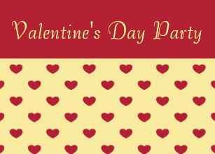 Valentinstag Einladungen Zazzle At