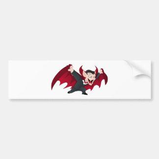 Vampir vampire autoaufkleber