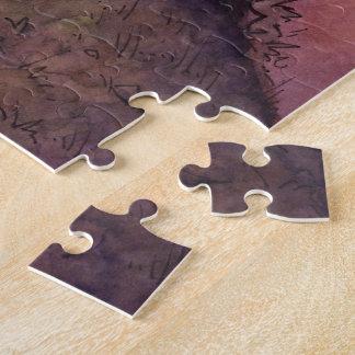 Vampire-Krypta-Puzzle vom unwirklichen Anwesen Puzzle