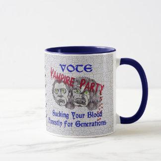 Vampire-Party Tasse