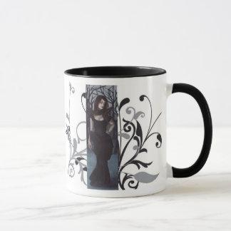 Vampire-Tassen-gotische Tassen-dunkle Tasse