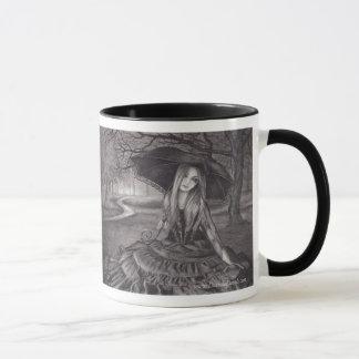 Vampire-Tassen-Halloween-Tassen-gotische Tasse