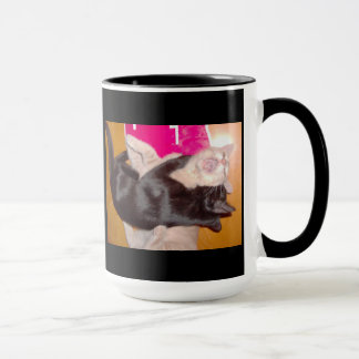 Vampirs-Katze Tasse