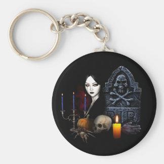 Vampirsnacht Schlüsselanhänger