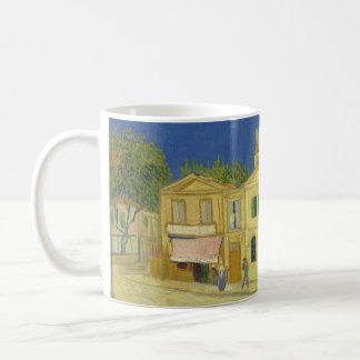 Van Gogh | das gelbe Haus | 1888 Tasse