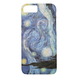 Van Gogh iPhone 7 Fall sternenklare iPhone 7 Hülle