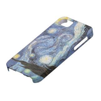 Van Gogh iPhone Fall-sternenklare iPhone 5 Hüllen