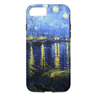 Van Gogh - sternenklare Nacht über der Rhône iPhone 7 Hülle