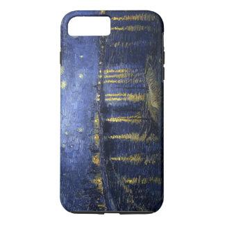 Van Gogh sternenklare Nacht über der Rhône iPhone 7 Plus Hülle
