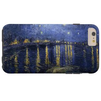 Van Gogh sternenklare Nacht über der Rhône Tough iPhone 6 Plus Hülle
