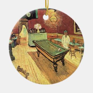 Van- Goghnachtcafé im Platz Lamartine, Arles Keramik Ornament