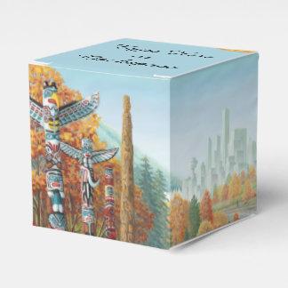 Vancouver-Geschenkboxen-personalisierte Geschenkschachtel