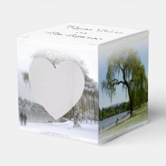 Vancouver-Geschenkboxen-romantische Geschenkschachtel