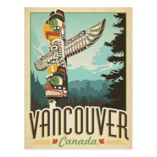 Vancouver, Kanada Postkarten