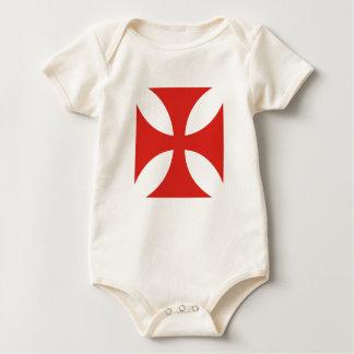 Vasco Da Gama - Kreuz von Malta Baby Strampler