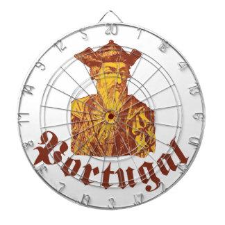 Vasco da Gama Portugal Dartscheibe