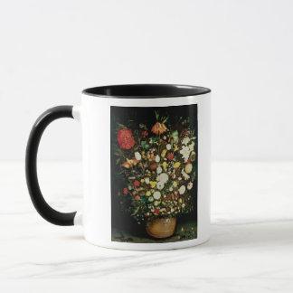 Vase Blumen Tasse