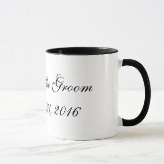 Vater des Bräutigams | Wedding Tasse