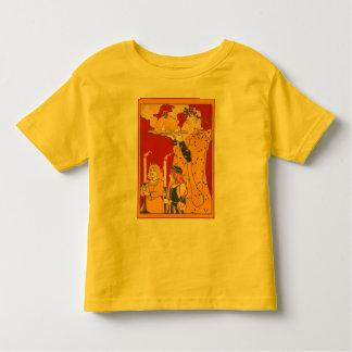 Vater-Weihnachten - der T - Shirt #2 des Kindes