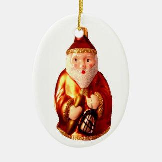 Vater-Weihnachten Keramik Ornament