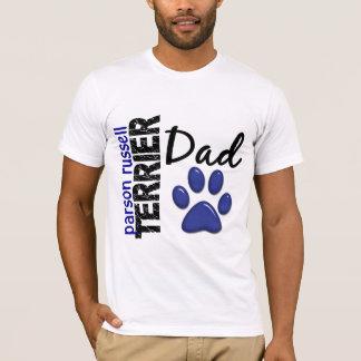 Vati 2 Pastor-Russells Terrier T-Shirt