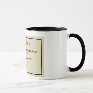 Vati-Definitions-Tasse Tasse