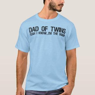 Vati der Zwillinge T-Shirt