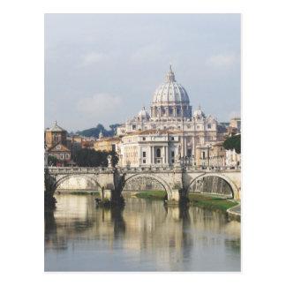 Vatikanstadt Postkarte