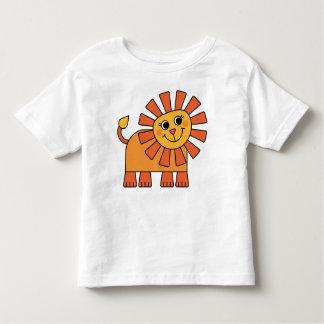 Vector den Löwe Kleinkinder T-shirt
