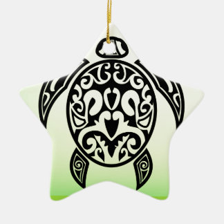 VectorPortal-Turtle-Tattoo-Vector.ai Keramik Stern-Ornament