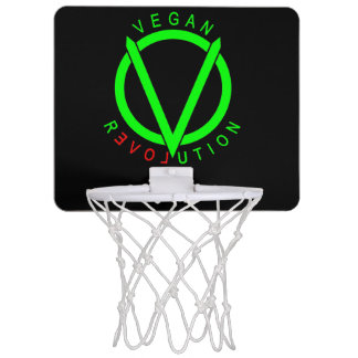 Vegane Spiele für Ihren Schlafsaal- und/oder Mini Basketball Ring