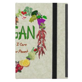 Veganes Herz iPad Mini Etui