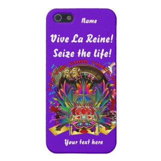Vegas-Königin sehen bitte Künstlerkommentare unten iPhone 5 Cover