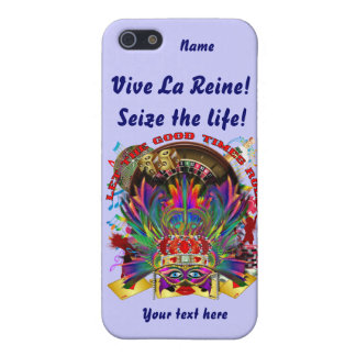 Vegas-Königin sehen bitte Künstlerkommentare unten iPhone 5 Etui