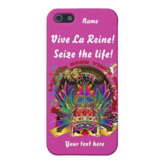 Vegas-Königin sehen bitte Künstlerkommentare unten iPhone 5 Schutzhülle