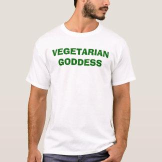 VEGETARISCHE GÖTTIN T-Shirt