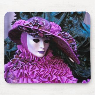 Venedig, Italien (IT) - Karnevals-Maske Mauspads