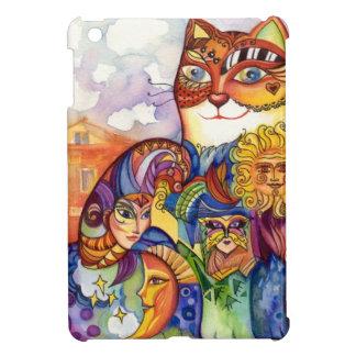 Venedig-Katze iPad Mini Hülle