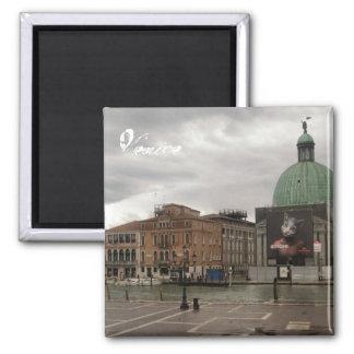 Venedig Quadratischer Magnet