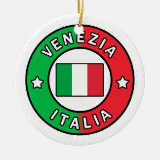 Venezia Italien Keramik Ornament