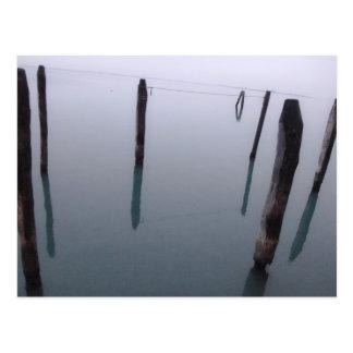 Venezia sospesa postkarte