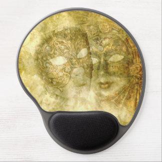 Venezianische Masken-Gel-Mausunterlage Gel Mousepad