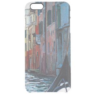 Venezianisches Stauwasser 2012 Durchsichtige iPhone 6 Plus Hülle